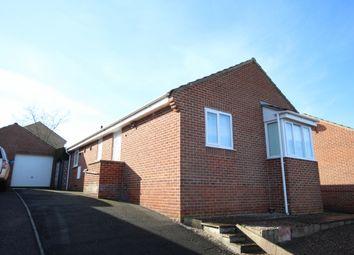Thumbnail 2 bed detached bungalow for sale in Meadway, Woolavington, Bridgwater