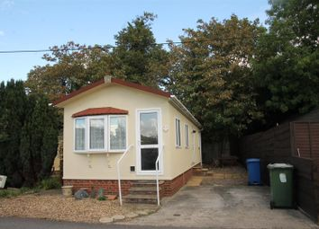 Thumbnail 2 bed mobile/park home for sale in Park Lane, Cranbourne, Winkfield, Windsor