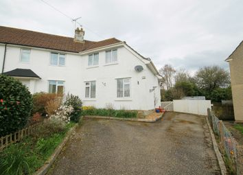 Thumbnail 4 bed semi-detached house to rent in Western Place, Penryn