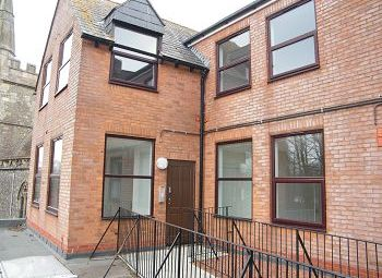 Thumbnail 2 bed flat to rent in Kendrick House, 2-4 Market Place, Warminster