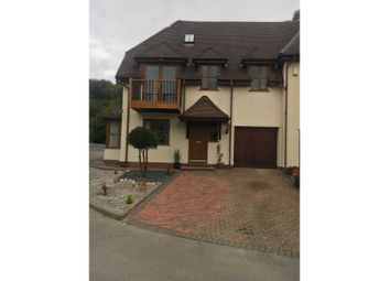 Thumbnail 4 bed town house to rent in Cei'r Porthmon, Colwyn Bay