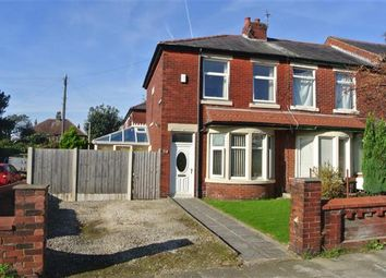 Thumbnail 3 bedroom end terrace house for sale in Briercliffe Avenue, Blackpool