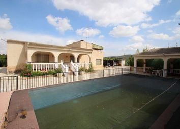 Thumbnail 7 bed country house for sale in Yecla, Alicante, Spain