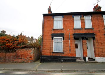 Thumbnail 2 bedroom semi-detached house for sale in Station Street, Ipswich