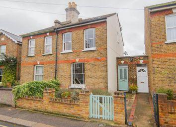 Thumbnail 3 bed semi-detached house for sale in Field Lane, Teddington