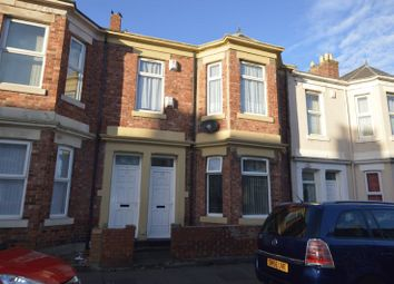 Thumbnail 3 bed flat for sale in Dilston Road, Arthurs Hill, Newcastle Upon Tyne