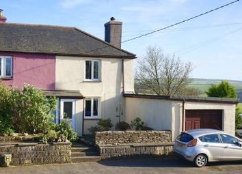 Thumbnail 2 bedroom cottage for sale in Portgate, Okehampton