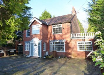 Thumbnail 4 bed detached house for sale in Bridge Lane, Bramhall, Stockport