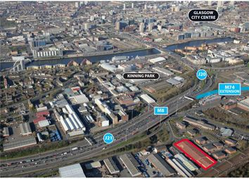 Thumbnail Commercial property to let in Unit 246, Kinning Trade Park, Seaward Street, Glasgow, Glasgow City, Scotland