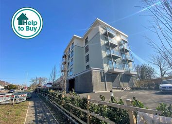 Thumbnail 2 bed flat for sale in 23 Upton Road, Creekmoor, Poole, Dorset