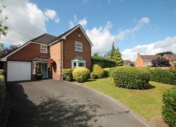 Thumbnail 4 bed detached house for sale in Cranford Grove, Solihull