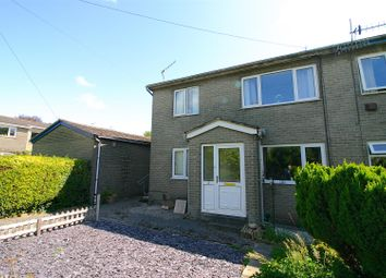 Thumbnail 2 bed flat for sale in Fairfield Close, Carnforth