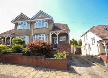 Thumbnail 3 bed semi-detached house for sale in Glenarm Road, Brislington, Bristol