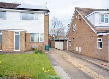 Thumbnail 2 bedroom semi-detached house to rent in Rochester Close, Etherley Dene, Bishop Auckland