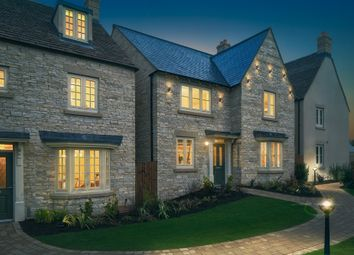"Thumbnail 4 bed detached house for sale in ""Holden"" at Blackberry, London Road, Cirencester"