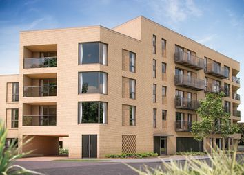 "Thumbnail 2 bedroom flat for sale in ""Sapphire Court"" at Whittle Avenue, Trumpington, Cambridge"