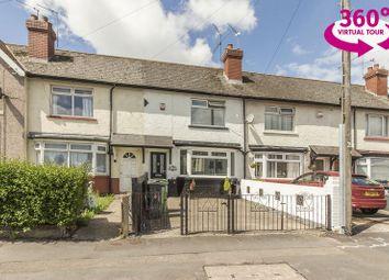 Thumbnail 2 bedroom terraced house for sale in Storrar Road, Splott, Cardiff