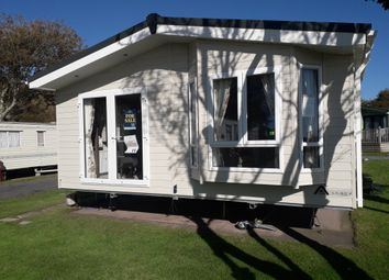 Thumbnail 2 bed lodge for sale in Haverigg, Millom Cumbria