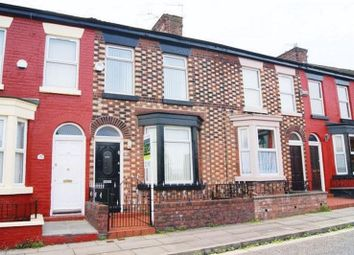 Thumbnail 2 bed terraced house for sale in Montague Road, Old Swan, Liverpool