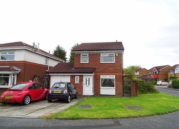 Thumbnail 3 bed detached house to rent in Shirehills, Prestwich, Prestwich Manchester