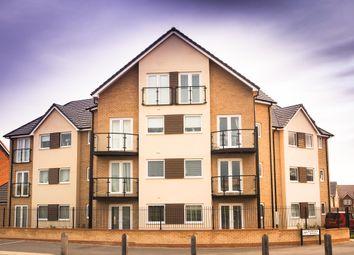 Thumbnail 2 bedroom penthouse to rent in Torridon Drive, Hampton Vale, Peterborough