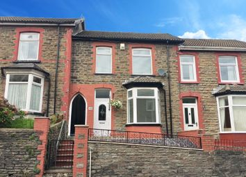 Thumbnail 3 bed terraced house for sale in High Street, Porth