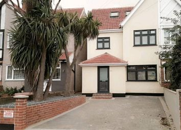 Thumbnail 1 bed flat to rent in Vicarage Farm Road, Hounslow