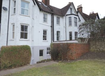 Thumbnail 2 bed flat to rent in Epsom Road, Guildford