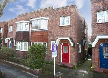 Thumbnail 2 bed maisonette to rent in Ravenscroft Road, Chiswick, London