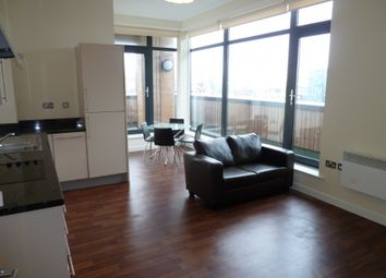 Thumbnail 2 bed flat to rent in City Centre - Gateway, Broad Street, Sheffield