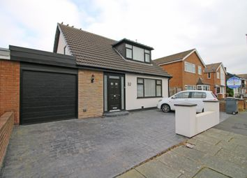 Thumbnail 3 bed bungalow for sale in Winchcombe Road, Thornton-Cleveleys