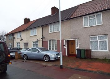 Thumbnail 2 bedroom terraced house for sale in Hunters Hall Road, Dagenham