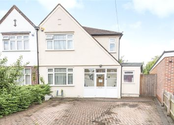 5 bed semi-detached house for sale in Hawlands Drive, Pinner, Middlesex HA5