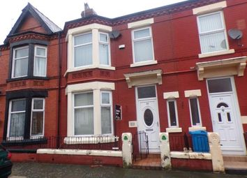 Thumbnail 3 bed terraced house for sale in Hampstead Road, Liverpool, Merseyside