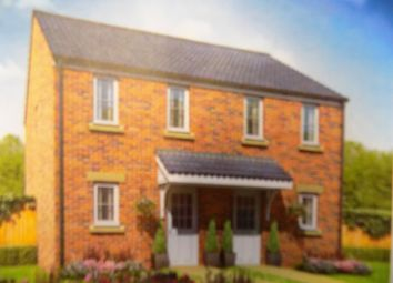 Thumbnail 2 bed semi-detached house for sale in Plot 100 Emily Fields, Birchgrove, Swansea.