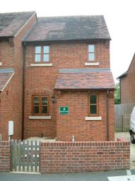 Thumbnail 2 bed terraced house to rent in Pound Lane, Preston Bissett, Buckingham