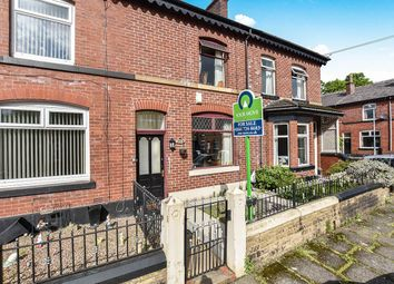 Thumbnail 3 bed terraced house for sale in Marks Street, Radcliffe, Manchester