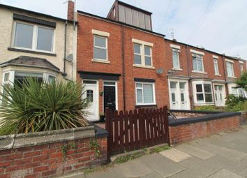 Thumbnail 2 bedroom maisonette to rent in Wensleydale Terrace, Blyth