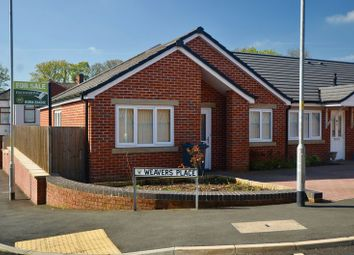 Thumbnail 3 bed semi-detached bungalow for sale in Mill Gardens, Great Harwood, Blackburn