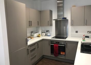 Thumbnail 3 bed flat to rent in Royal Albert Wharf, Shackleton Way, London