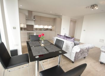 Thumbnail 2 bed flat to rent in Stratosphere Tower, Stratford, London