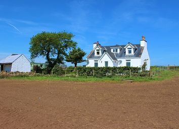 Thumbnail 3 bed farmhouse for sale in North Lossat Farm, Kirkcolm