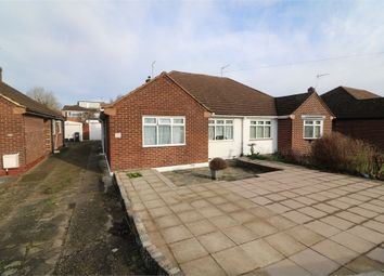 Thumbnail 2 bed semi-detached bungalow to rent in Northfield Road, Waltham Cross, Hertfordshire