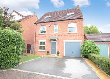 Thumbnail 6 bed detached house for sale in Pasture Grove, Sherburn In Elmet, Leeds