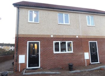 Thumbnail 3 bed semi-detached house for sale in Rhos Llantwit, Caerphilly