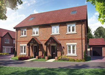 "Thumbnail 3 bed semi-detached house for sale in ""Plot 15"" at Lewes Road, Ringmer, Lewes"