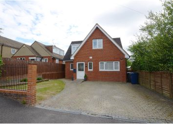 Thumbnail 3 bed detached house to rent in Byworth Road, Farnham