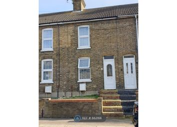Thumbnail 3 bed terraced house to rent in Harold Road, Sittingbourne