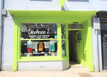 Thumbnail Retail premises to let in Eastgate Street, Aberystwyth