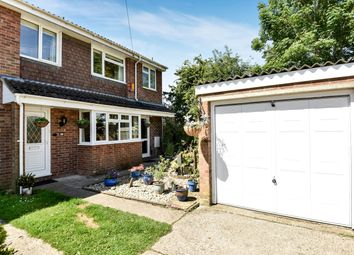 Thumbnail 3 bed semi-detached house for sale in Mull Close, Oakley, Basingstoke